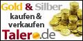 Talero.de: Gold, Silber & Münzen Auktion