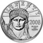 American Eagle Platinum Vorderseite