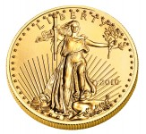 American Eagle Gold Vorderseite