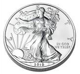 American Eagle Silber Vorderseite